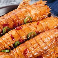 谷源道 皮皮虾即食300g麻辣海鲜零食即食麻辣虾
