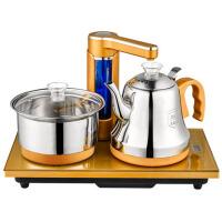 全自动上水电热水壶 烧水壶自动抽水壶茶具套装