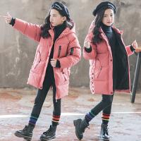童装冬装女童棉衣儿童棉袄外套女孩