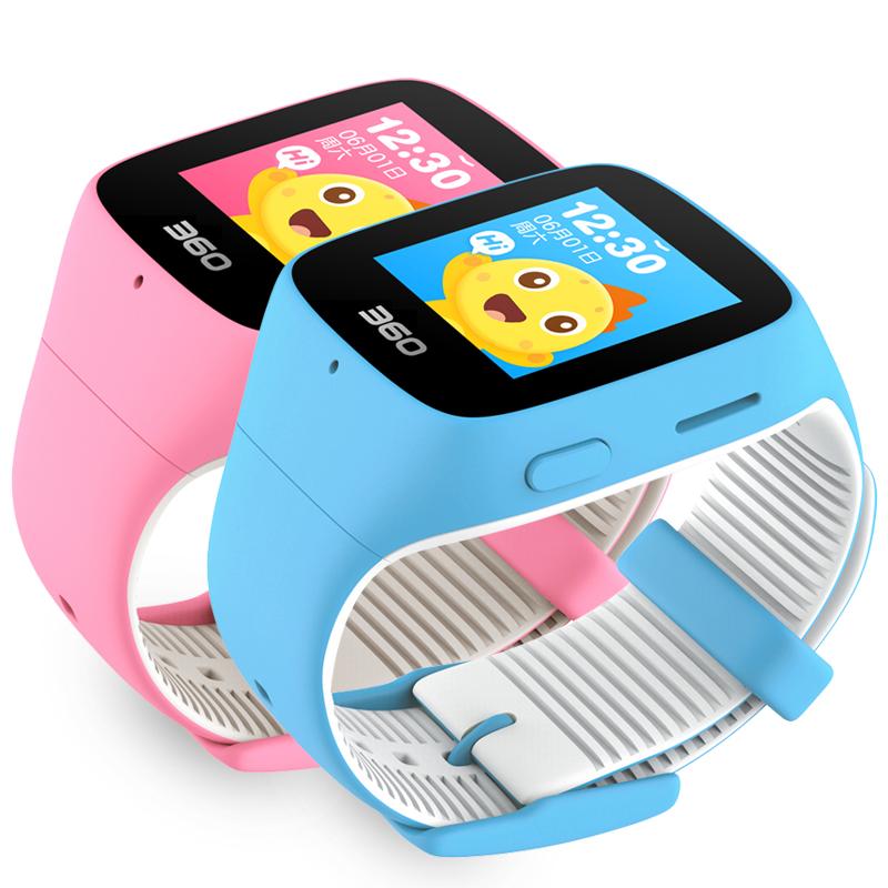 360儿童电话手表6c男女孩智能通话手表SE学生gps定位电话手表防丢 7重定位 远程拍照 智能问答 高清通话