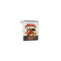 动画片3D功夫熊猫2双碟珍藏版蓝光碟3DBD BDKungFuPanda2