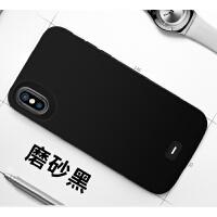 背夹充电宝电池iphone6/7plus电池6s/8P专用苹果X超薄手机壳无线冲便携移动电源6S/7