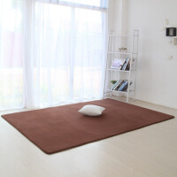 珊瑚绒地毯 卧室客厅 床边毯沙发地毯