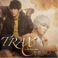 【正版】TRAX The 3rd Mini Album:窗 Blind(CD)