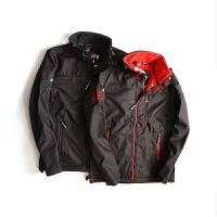 SUPERDRY/极度干燥加厚夹克 新款男士加厚加绒潮流百搭休闲夹克外套
