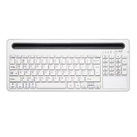 无线蓝牙键盘触摸苹果ipad pro平板vivo手机air2通用充电无声静音华为小米OPPO手机 官方标配