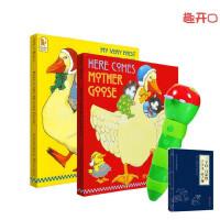 *畅销书籍*#凯迪克图书专营店 廖彩杏书单 英国进口 My Very First Mother Goose Pack