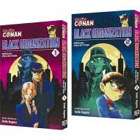 Detective Conan - Black Organization 名侦探柯南 黑暗组织合集2册 畅销漫画 悬疑推
