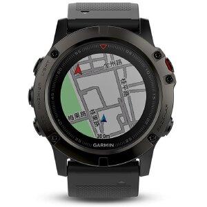 新品 佳明Garmin-Fenix5X系列 Fenix5X 中文蓝宝石DLC 多功能GPS户外手表