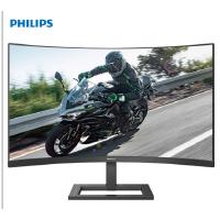 飞利浦显示器-飞利浦液晶显示器27英寸279X6QJSW,MVA广视角全高清LED曲面显示器 爱眼不闪屏