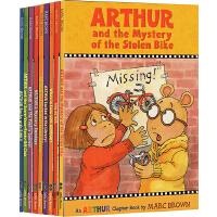 【英文原版】 Arthur Chapter Books系列 7册 亚瑟小子 章节书