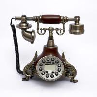 仿古复古电话欧式时尚创意公主电话家用装饰固定座机