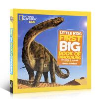 英文原版National Geographic 美国国家地理 Little Kids First Big Book o