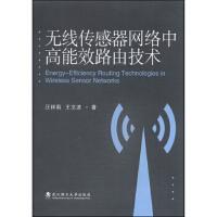 [二手旧书9成新],无线传感器网络中高能效路由技术,汪祥莉,王文波,9787562944720,武汉理工大学出版社