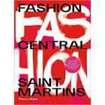 【预订】Fashion Central Saint Martins 9780500293713