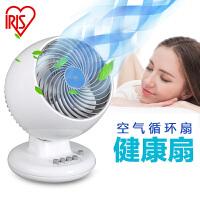 爱丽思 静音节能家用空气循环扇小风扇台式电风扇涡轮摇头对流扇