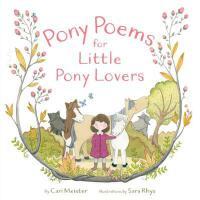 【预订】Pony Poems for Little Pony Lovers