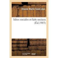 【预订】Id?es Sociales Et Faits Sociaux