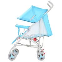 呵宝 婴儿车超轻便携宝宝手推车可坐可躺儿童折叠车避震夏季伞车