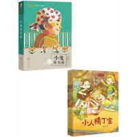 小人精丁宝+小鬼鲁智胜全2册