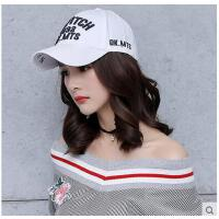 鸭舌帽学生街头嘻哈帽防晒女士棒球帽 百搭韩版潮遮阳帽青年户外 可礼品卡支付