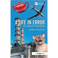 【预订】A Life in Error 9781472418418