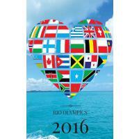 【预订】Rio Olympics 2016: Brazil Rio Olympic 2016 Heart Journa