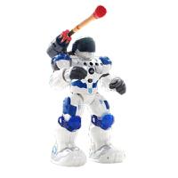 机器人智能玩具机械战警儿童益智玩具电动遥控唱歌跳舞可编程男孩玩具女孩小孩