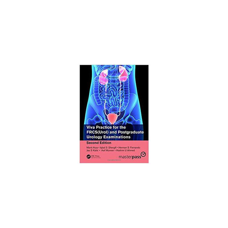 【预订】Viva Practice for the FRCS(Urol) and Postgraduate Urology E... 9780815366218 美国库房发货,通常付款后3-5周到货!