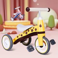 脚踏车1-2-3-5岁儿童小车子宝宝婴幼儿小孩三轮车童车有塑胶玩具