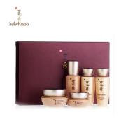 【韩国直邮】韩国雪花秀(Sulwhasoo)珍雪臻雪抗皱套装礼盒5件套 中样