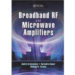 【预订】Broadband RF and Microwave Amplifiers 9781138800205