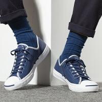 Converse匡威男鞋开口笑运动休闲鞋低帮板鞋161638