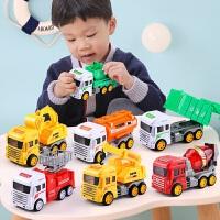 �和�玩具�模型工程�套�b小汽�益智玩具