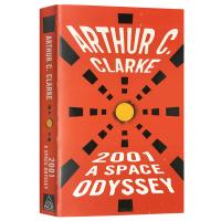 2001太空漫游 英文原版 2001 a Space Odyssey 库布里克电影原著科幻小说 阿瑟C克拉克Arthur