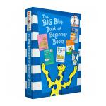 #凯迪克 Dr. Seuss 苏斯入门系列 The Big Blue Book of Beginner Books 大