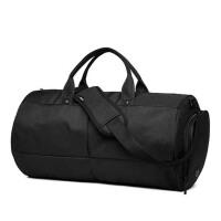 单肩手提旅行包男短途出差行李包旅行袋旅游包女运动健身包