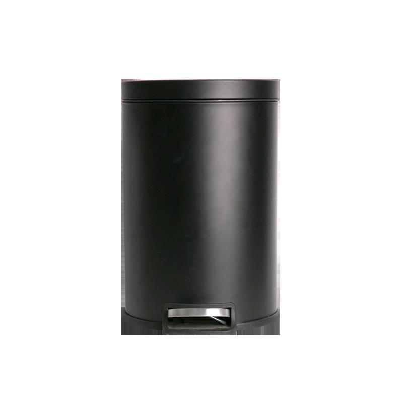 网易严选 垃圾桶脚踏式静音垃圾桶 低音呗开合