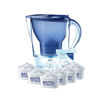 德国碧然德BRITA过滤水壶M3.5L厨房净水器过滤芯自来水家用净水壶