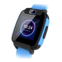 糖猫儿童手表 智能定位手表 移动电话手表 紧急求救 防尘防水 语音聊天 智能拍照 蓝