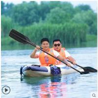 充气船 PATHFINDER 单人双人独木舟