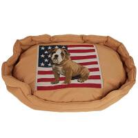 Madden 麦豆 中大型犬专用狗窝 可拆洗宠物狗狗窝猫窝 金毛哈士奇大狗窝宠物用品