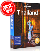 现货 孤独星球 泰国旅行指南 17版 2018年出版 英文原版 Lonely Planet Thailand 17 旅