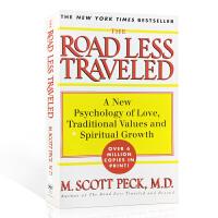 The Road Less Travelled 少有人走的路 英文原版 心智成熟的旅程经典畅销书籍 me before
