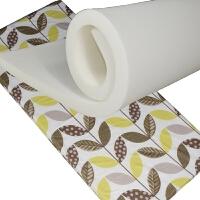 布套花色随机发 海绵垫子海绵床垫 软硬适中 学生垫子可定做