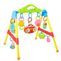 儿童音乐健身器新生婴儿健身架宝宝游戏玩具哄娃