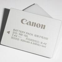 【支持�����Y卡】Canon佳能NB-10L原�b相�C�池 �m用于SX40 G15 G1X SX50 G16 SX60 NB