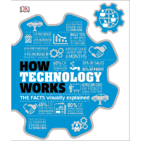 现货 图解技术如何工作 英文原版 How Technology Works: The Facts Simply Exp