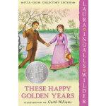 These Happy Golden Years 小木屋的故事系列8:那些金色年华(1944年纽伯瑞银奖,平装) ISBN9780060581879