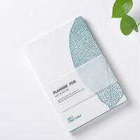 卡杰2017年创意日程本A5记事本日记本笔记本文具本子手帐本计划本